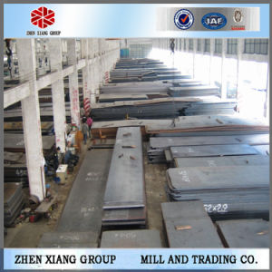 Hot Rolled Mild Steel Plates A36 Ss400 Q235B S235jr S355jr pictures & photos