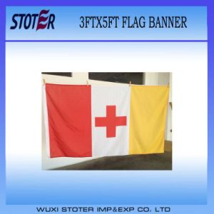 Wholesale Promotional Custom Polyester Flag
