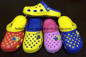 Latest Child EVA Garden Shoes EVA Clogs Sandals (HX-7) pictures & photos