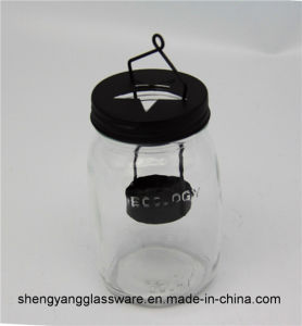 Factory Directly Provide Portable Candle Cup Glass Candlestick pictures & photos
