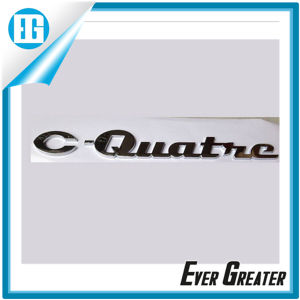 Customized Car Emblems with ISO/Ts16949 Certified pictures & photos