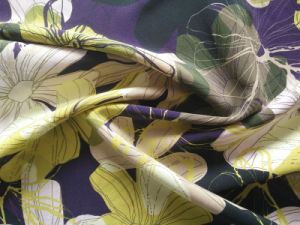 92%Silk 8%Spandex Stretch Silk Cdc Fabric pictures & photos