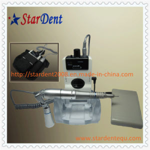 New Rechargeable Portable Micro Motor with Staight Handpiece and Contra Angle pictures & photos