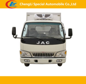 JAC 200HP 371HP Freezer Truck pictures & photos