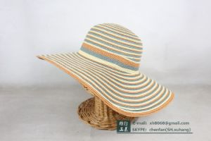 Paper Straw Hat (XH-PA2128) pictures & photos
