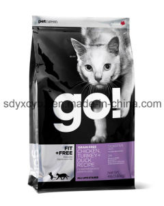Laminated Dimensional Plastic Packaging Pet Food Bag pictures & photos