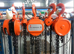 Lifting Chain Block with Grade 80 Load Chain pictures & photos
