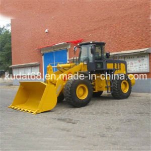 5000kgs Front Discharge Loaders with CE (ZL50F) pictures & photos