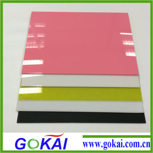 3mm Glossy Acrylic Sheet 4ft*8ft / PMMA Sheet pictures & photos