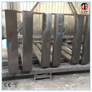 42CrMo 4A 65*150*1670mm Forged Fork for Forklit pictures & photos