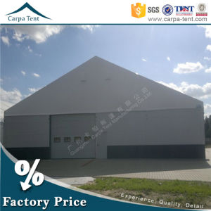 Temporary Outdoor Warehouse Tent High Peak Marquee Tent Exported to Russia pictures & photos