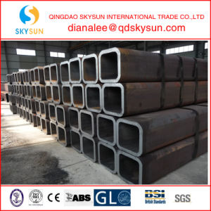 Steelwork Use Mild Carbon Steel Welding Steel Tube