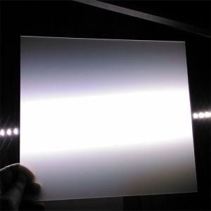 90% Light Transmittance Light Diffuser Panel for LED Panel Light