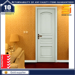 High Quality Hotel Room Door Apartment Entry Wood Door pictures & photos