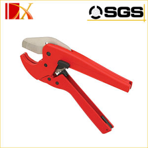 Stainless Iron and Plastic Sprayed PVC Pipe Cutter