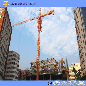 China Derrick Luffing Tower Crane pictures & photos