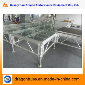 Glass Stage, Aluminum Stage (MS01B) pictures & photos