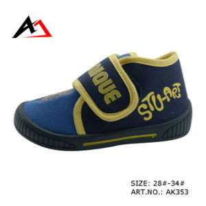 Injection Molding Boots Casual Low Price for Children (AK353) pictures & photos