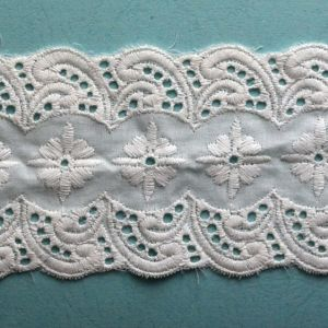 Delicate Pattern Good Price Trimmings and Lace pictures & photos