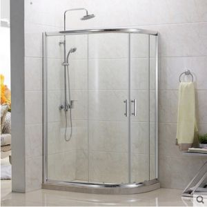 Tempered Glass Shower Room Easy to Clean pictures & photos