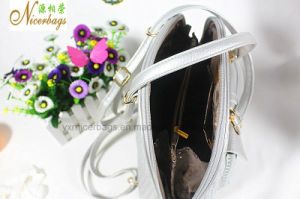 2016 Latest Wholesale Woven PU Backpack, Travel Bag Manufacture pictures & photos