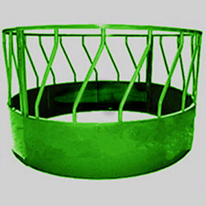 High Quality HDG Round Bale Hay Feeder Horse Hay Feeder pictures & photos