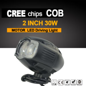 Motor DRL LED Spotlights 20W