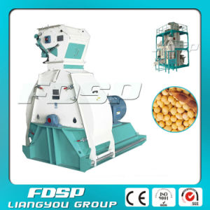 High Output Corn Soybean Grinding Machine for Feed Pellet Set pictures & photos