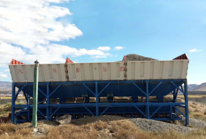 120m3/H Aggregate Batcher, PLD2400 Batching Machine for Concrete Mixing Plant pictures & photos