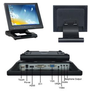 "10"" High Resolution Touchscreen VGA Monitor for Kiosk Industiy Application pictures & photos"