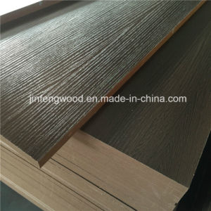 18mm Thickness Melamine MDF (wenge, walnut, beech, cherry) pictures & photos