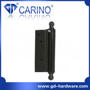 (HY838) Self Closing Hinge (Self Closing Door Cabinet Iron Hinge) pictures & photos