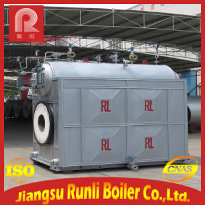 Pressure Thermal Oil Forced Circulation Waste Heat Steam Boiler pictures & photos