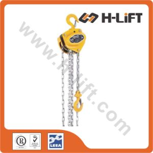 Manual Lifting Chain Hoist pictures & photos