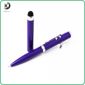Stylus Pen Set Pen Multi-Function - Capacitive Stylus Ball Point Pen, LED Light Pen for Smartphone & Tablet