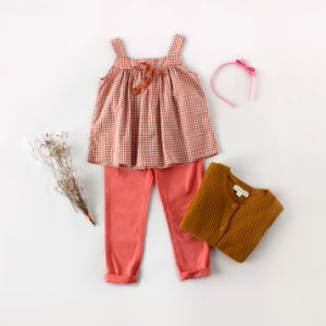 Children′s Kids Wear Baby Clothes Infant Toddler Clothing Dress pictures & photos