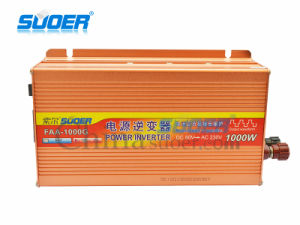 Suoer 1000W 60V DC AC Power Inverter (FAA-1000G) pictures & photos