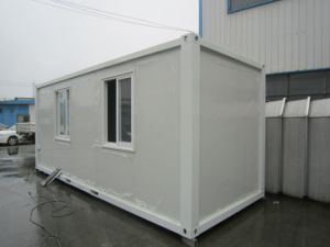 Packaged Modular Containerized Office or Residence (Modular Integrated Housing)