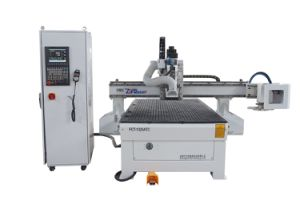 8 Tools Atc Woodworking CNC Machine Center, Disc Tool Changer Machine pictures & photos