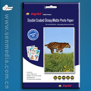 235g/255g Double Sides (glossy/matte) Inkjet Photo Paper A4 pictures & photos