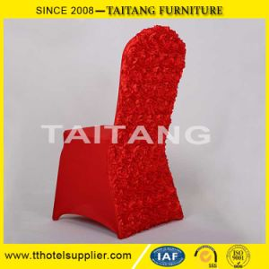 Factory New Design Spandex Chair Cover for Wedding Party/Banquet/Hotel pictures & photos