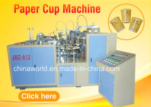Best Valuable Price Paper Cup Forming Machine in China pictures & photos