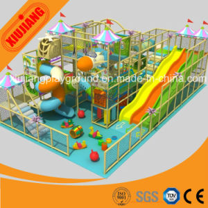 Secured Indoor Commercial Playground Equipment for Sale pictures & photos