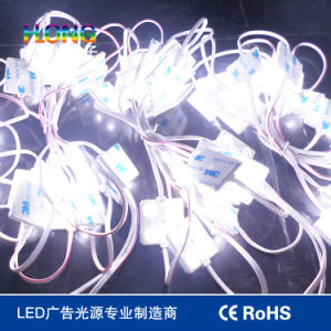 New 5050 LED Module with Lens Waterproof SMD Module pictures & photos