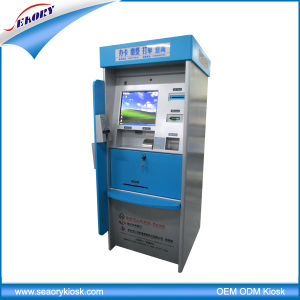 Medical Lobby Standing Multifunction Self-Service Kiosk pictures & photos
