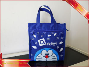 Customized Paper Velvet Organza Drawstring Packing Bag pictures & photos