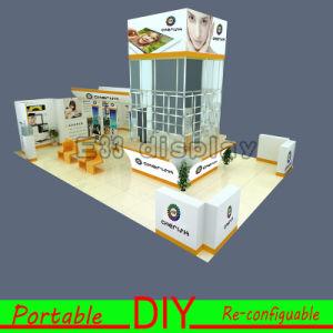 DIY Customized Portable Reusable Exhibition Booth with Design pictures & photos