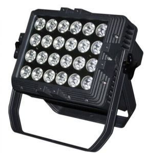 High Power Waterproof IP65 Rgbaw 24X15W Outdoor Light pictures & photos