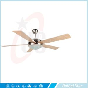 United Star 2015 52′′ Electric Decorative Ceiling Fan Dcf-229 pictures & photos