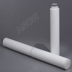 Long Service Life Hydrophobic PTFE Filter Cartridge for Gas pictures & photos